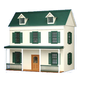 Craftworks Dollhouses Victorian Dollhouses And Miniatures