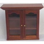 Wall Cupboard - Brown