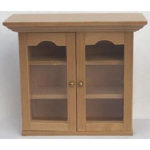 Wall Cupboard - Oak