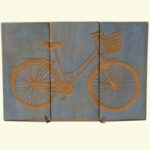 Wall Art - Bicycle