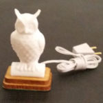 Lamp - Owl