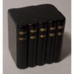 Book Block Black -RF1123