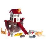 Ark with Animals-25 Pcs