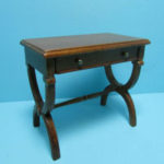 Side Table - Desk With Draws Platinum Collection P6495